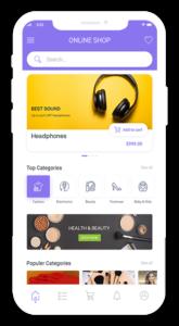 Portfolio-e-Commerce-App